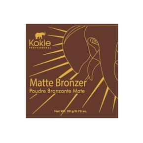 Kokie Matte Bronzer