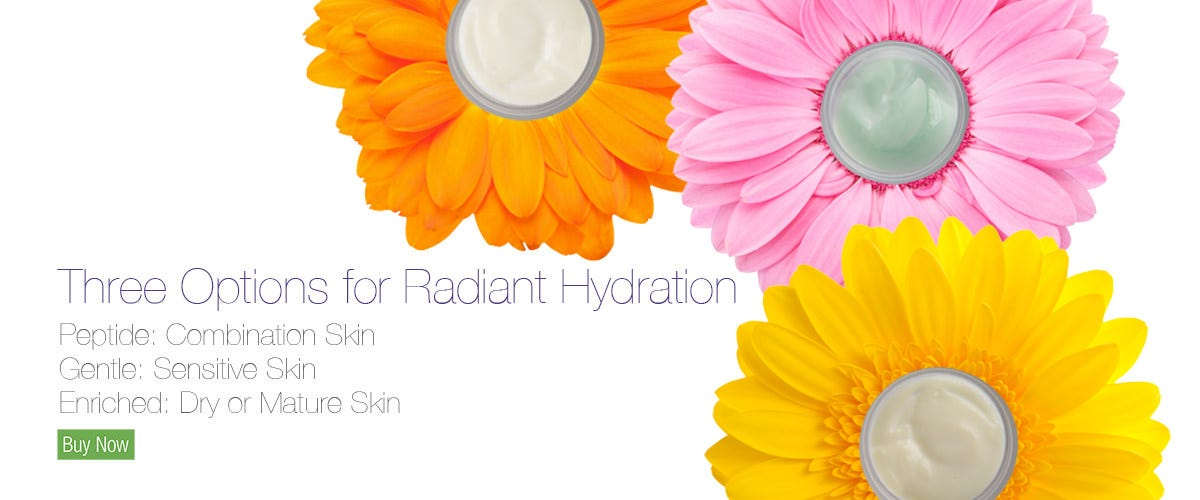Three Options for Radiant Hydration